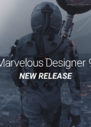 download Marvelous Designer 9 Enterprise v5.1.311.44087 (x64)