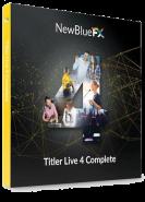 download NewBlueFX Titler Live 4 Complete v4.0.190717