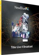 download ewBlueFX Titler Live 4 Broadcast v4.0.181019