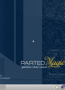 download Parted Magic Live-CD 2019.11.04