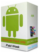 download Android Pack Apps only Paid Week 04.2019