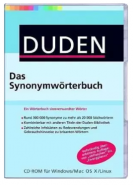 download Duden Das Synonymwoerterbuch