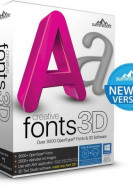 download Summitsoft Creative Fonts 3D v10.5