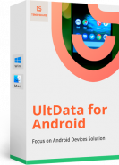 download Tenorshare UltData for Android v5.3.0.24