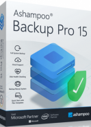 download Ashampoo Backup Pro v15.03