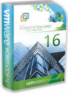 download VMware Workstation Technology Preview 20H2 Pro v16.0.0.59684