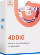 download Tenorshare 4DDiG Pro / Premium v1.0.0