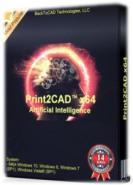 download BackToCAD Technologies Print2CAD 2019 DV v19.30