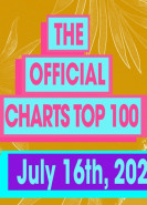 download The Official UK Top 100 Singles Chart 16 July 2021