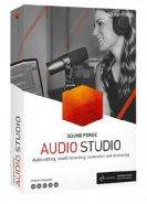 download MAGIX SOUND FORGE Audio Studio v15.0.0.57