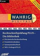 download Wahrig Digital Rechtschreibprüfung Plus Die Bibliothek 2008
