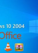 download Microsoft Windows 10 Enterprise 20H1 v2004 Build 19041.264 (x64) + Software + Microsoft Office 2019 ProPlus Retail