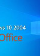 download Microsoft Windows 10 Home/Pro 20H1 v2004 Build 19041.153 (x64) + Microsoft Office 2019 ProPlus Retail