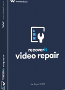 download Wondershare Recoverit Video Repair v1.0.0.40