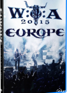 download Europe - War of Kings Live At Wacken Open Air Festival 2015 (2016, Blu-ray)