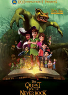 download Peter Pan The Quest for the Never Book