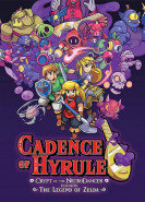 download Cadence of Hyrule Crypt of the Necro Dancer feat  T L o Z